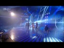 — The Cast Of Glee - Don't Stop Believing - X Factor Semi Final (FULL HD)