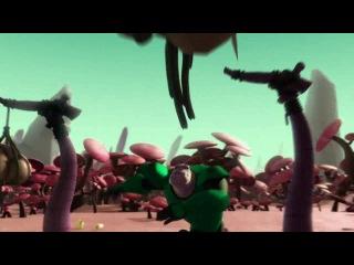 ������� ������: ������������ ������ / Green Lantern: The Animated Series / �����: 1 / �����: 8